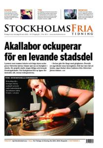 Stokholm Fria tidning