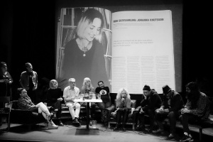 Panelen i Malmö