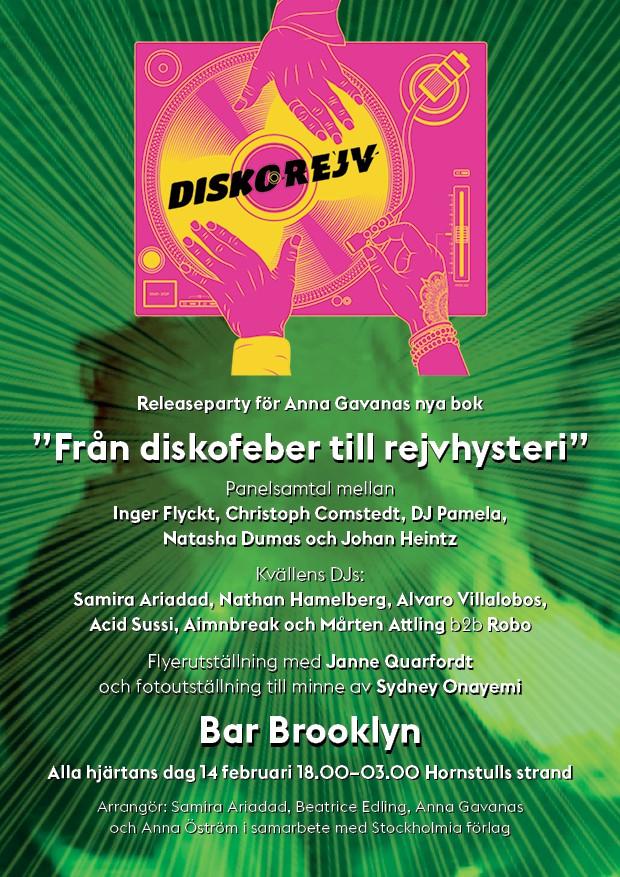 DJs till releasefesten: här är de!